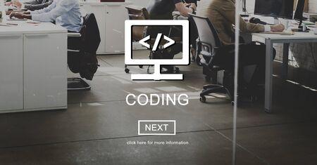 css: Algorithm Coding Programming CSS Online Website Concept