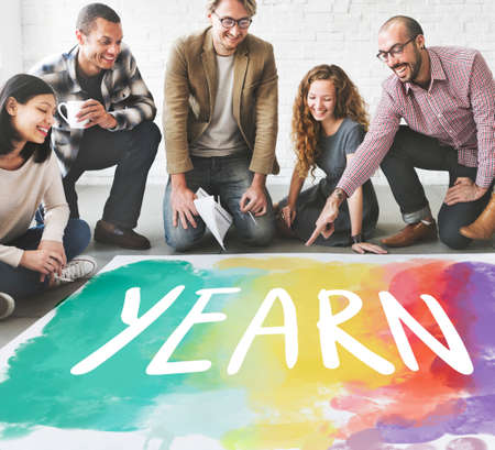 yearning: Yearn Yearning Demand Impress Inhibition Like Concept