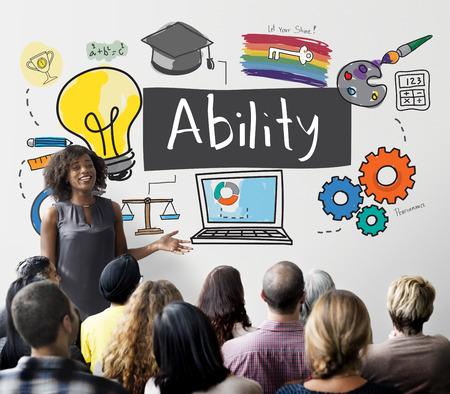 Ability Achievement Inspiration Improvement Cocnept