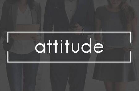 personalidad: La actitud de la personalidad del personaje Identidad Concept