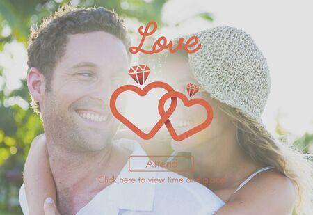 afecto: Amor afecto pasi�n Pareja intimidad Concept