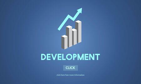 opportunity: Development Change Improvement Opportunity Concept Stock Photo