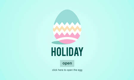 webpages: Easter Holiday Celebration Webpage Concept