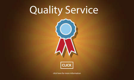 quality service: Quality Service Assistance Care Customer Concept Stock Photo