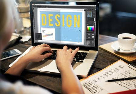 Design Kreative Inspiration Ideen Konzept Standard-Bild - 57342266