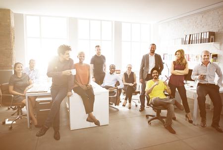 企業組織のチームワークの概念