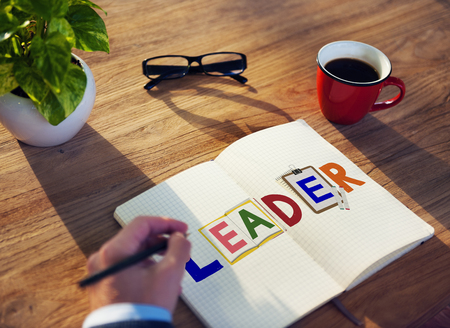influence: Leader Leadership Skill Authority Influence Concept