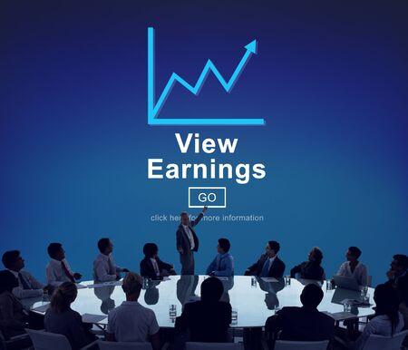 ganancias: Ver los ingresos en efectivo Econom�a Finanzas Concepto Ingresos