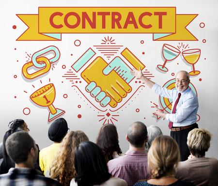 settlement: Contract Opportunity Settlement Agreement Concept