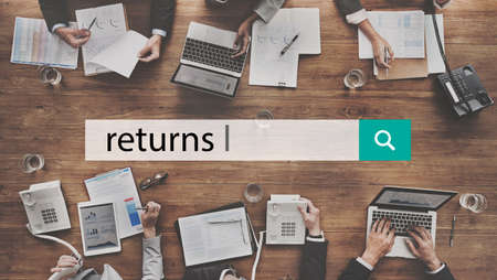 returns: Returns Finance Invesment Profit Concept