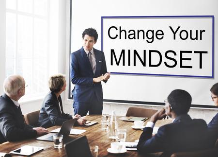 Mindset Belief Discipline Experience Knowledge Concept