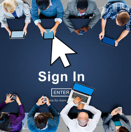 sign in: Sign In Registration Contact Subscribe Concept