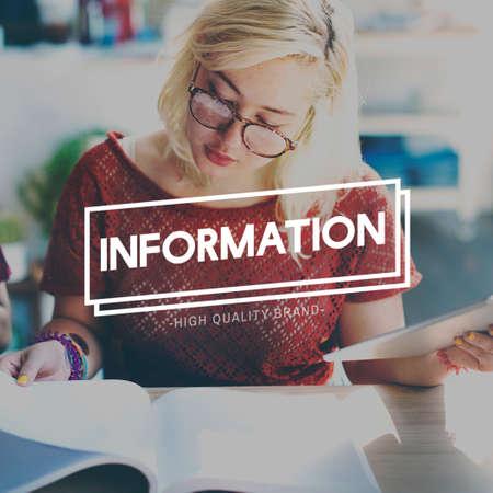 marca libros: Information Details Data Content Research Statistics Concept