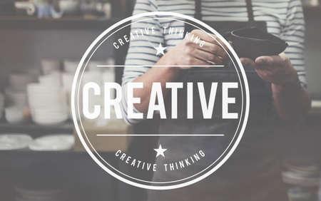 curator: Creative Ideas Creativity Artistry Concept