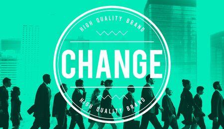 revolution: Change Revolution Process Improvement Concept