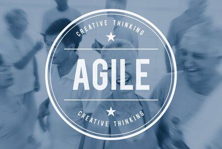 active adult community: Agile Quick Responsive Alert Concept
