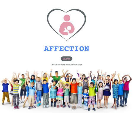 afecto: Child Training Comfort Affection Nursery Concept