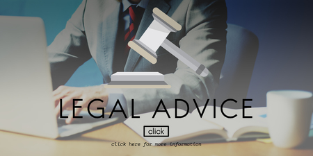 norms: Legal Advice Analysis Browsing Court Control Concept Stock Photo