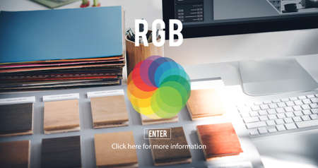creativity: CMYK RGB Colour Colorscheme Creativity Concept
