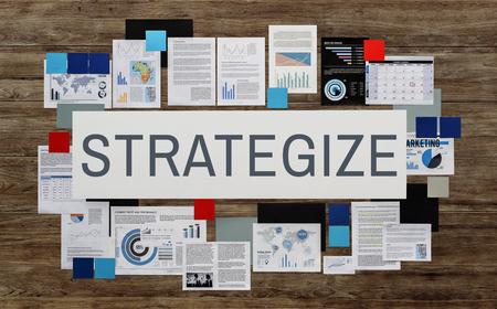 strategize: Strategize Tactics Vision Solution Concept