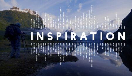 Inspiration Aspiration Imagination Inspire Dream Concept