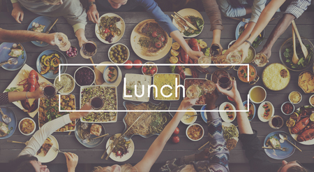 out to lunch: Lunch Out Luncheon Party Cuisine Catering Gourmet Concept