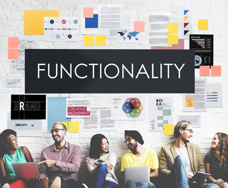 functionality: Functionality Practicality Purpose Quality Concept