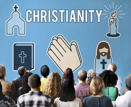 kruzifix: Christiannity Kirche Kreuz Kruzifix Glaube Religion Konzept
