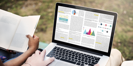 article: Article Business Information Vision Concept