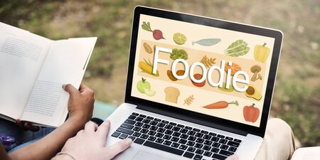 garnish: Foodie Cuisine Culinary Culture Fresh Garnish Concept