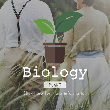 environmental science: Biology Science Environmental Conservation Nature Concept Stock Photo