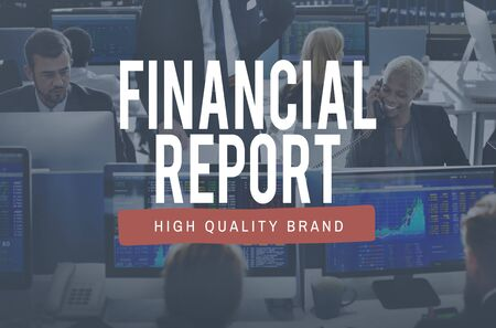 article: Financial Report Information Resulting Article Concept