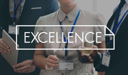 proficiency: Excllence Expertise Proficiency Genius Concept