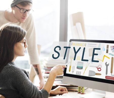 techniek: Style Talent Ervaring Ability Carftsmanship Kunsttechniek Concept