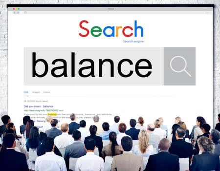 Balance Finance Banking Credit Debit Concept