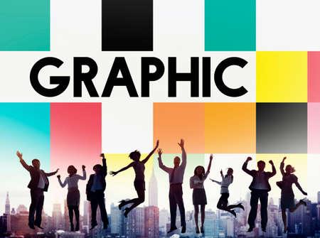 visual: Graphic Creative Design Visual Art Concept