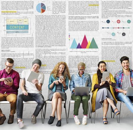 Artikel Business Information Vision Concept