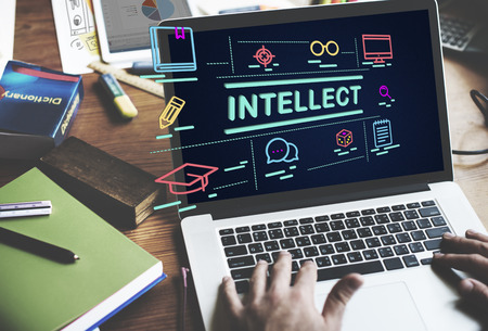 intellect: Intellect Education Expertise Information Insight Concept