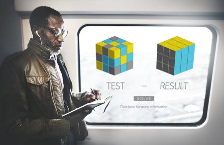 test result: Test Result Development Evaluation Progress Concept