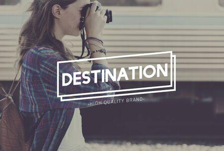 globetrotter: Travel Destination Excursion Itinerary Concept