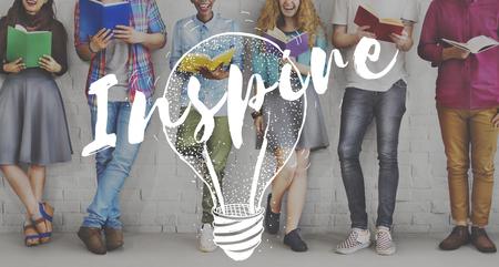 studens: Inspire Inspiration Motivation Creative Creativity Concept