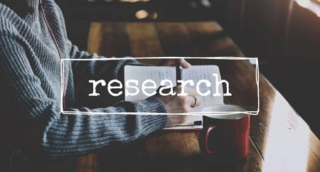trial indoor: Research Business Examination Exploration Observation Concept