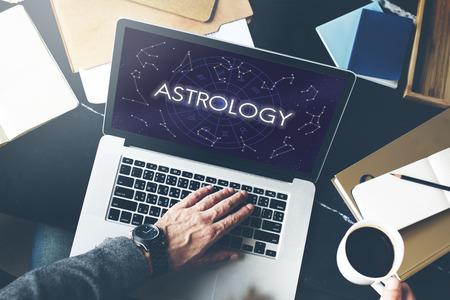 comet: Astrology Comet Constellation Fantasy Galaxy Concept