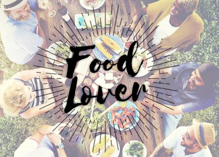 mania: Food Mania Foodie Food Lover Gourmet Cuisine Tasty Delicious Concept