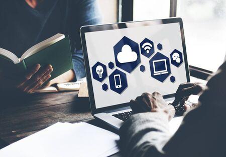 internet connection: Internet Connection Technology Computer Social Concept