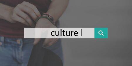 beliefs: Culture Beliefs Traditions People Lifestyle Concept