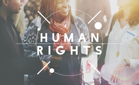 Human Rights Equality Law Legal Justice Judgement Concept