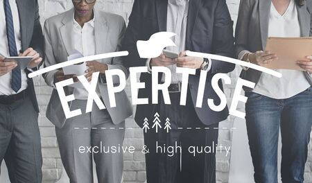 perfection: Expertise Ability Excellence Insight Perfection Concept Stock Photo