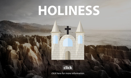 gospel: Holiness Gospel Pray Spiritual Wisdom Worship Concept Stock Photo