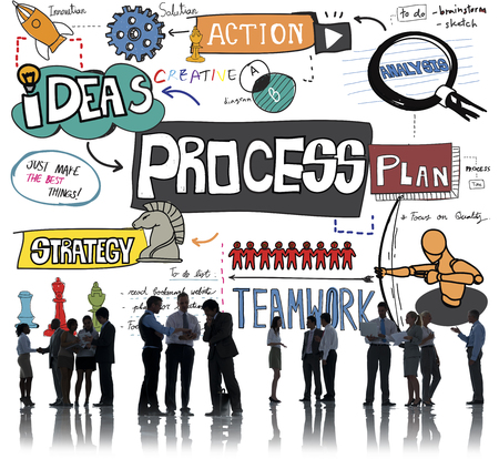 Process Plan Action Business Concept